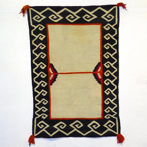 1920s Double Saddle Blanket