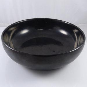 Black Pueblo Bowl