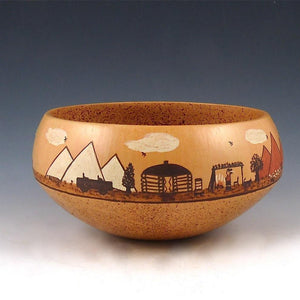 Navajo Storyteller Pot