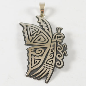 Butterfly Maiden Pendant
