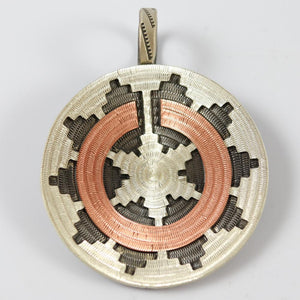 Ceremonial Basket Pendant