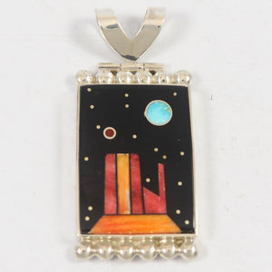 Monument Valley Pendant
