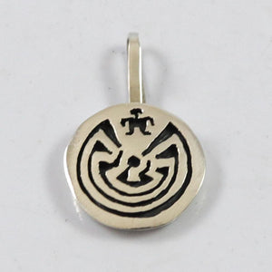 Man in The Maze Pendant