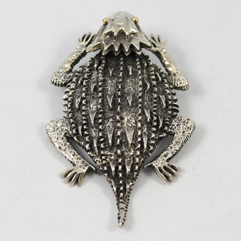Horned Toad Pendant