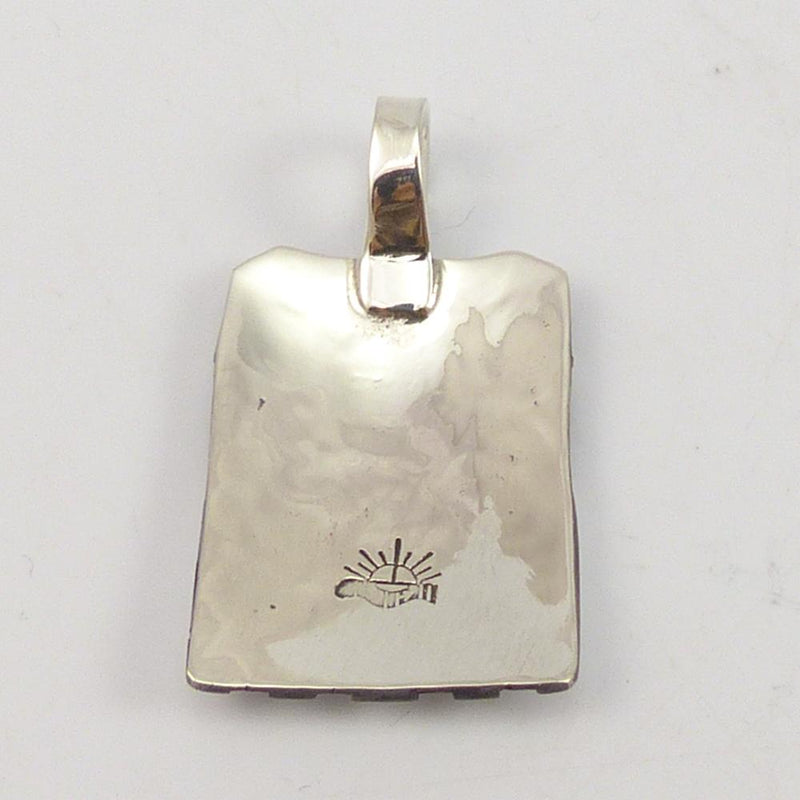 Rain Cloud Pendant