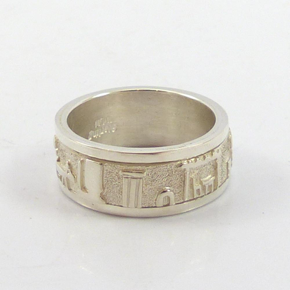 Storyteller Spinner Ring