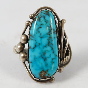 1960s Turquoise Ring