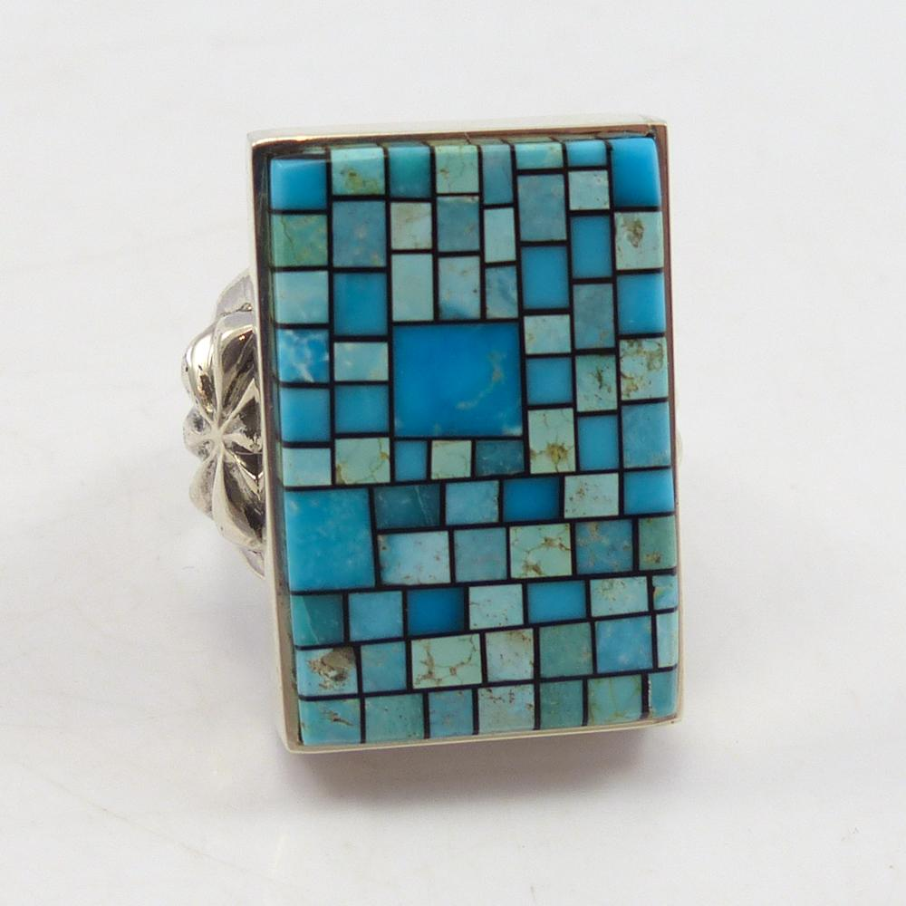 """Stained Glass"" Ring"