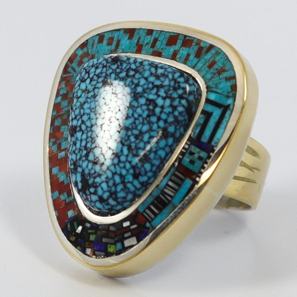 Micro Inlay ring