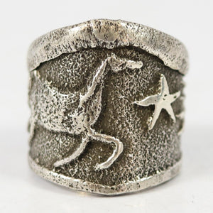 Tufa Cast Ring