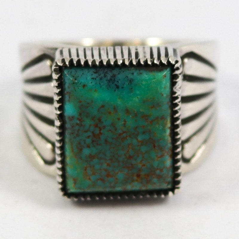 Easter Blue Turquoise Ring