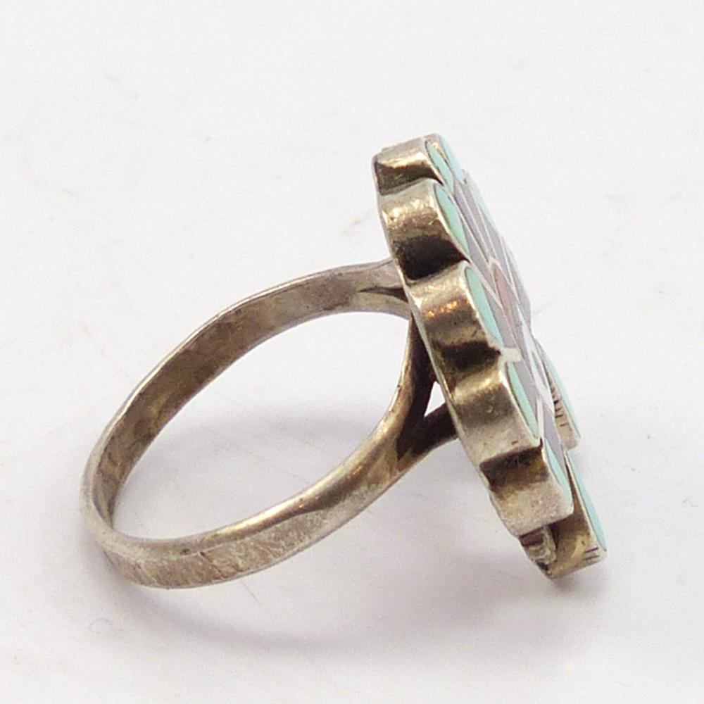 1970s Sun Chief Ring