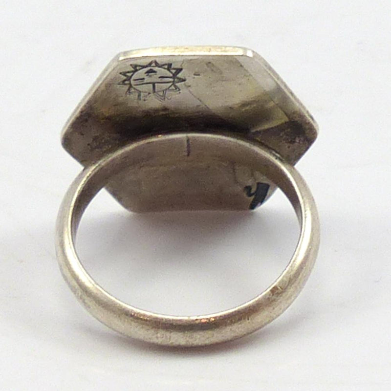 1970s Silver Ring