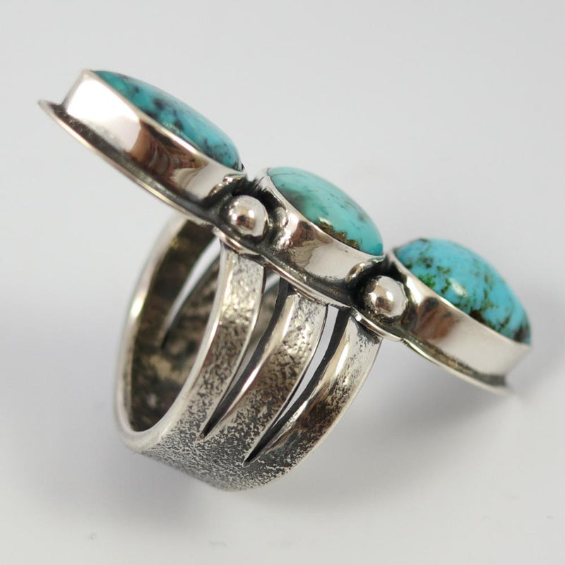 Big Blue Turquoise Ring