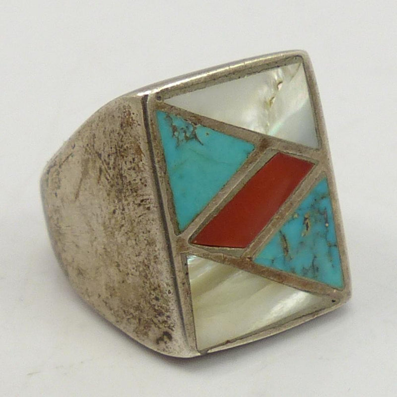 1960s Inlay Ring