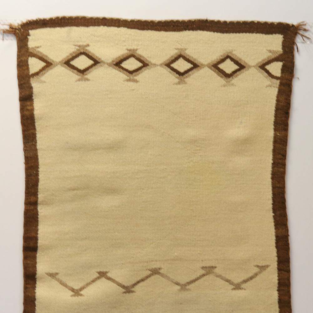 1915 Double Saddle Blanket