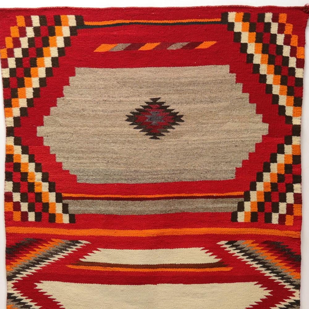 1930 Double Saddle Blanket