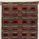 1950s Saddle Blanket