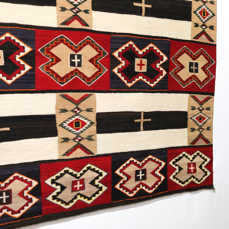 1930s Red Mesa Chief Blanket