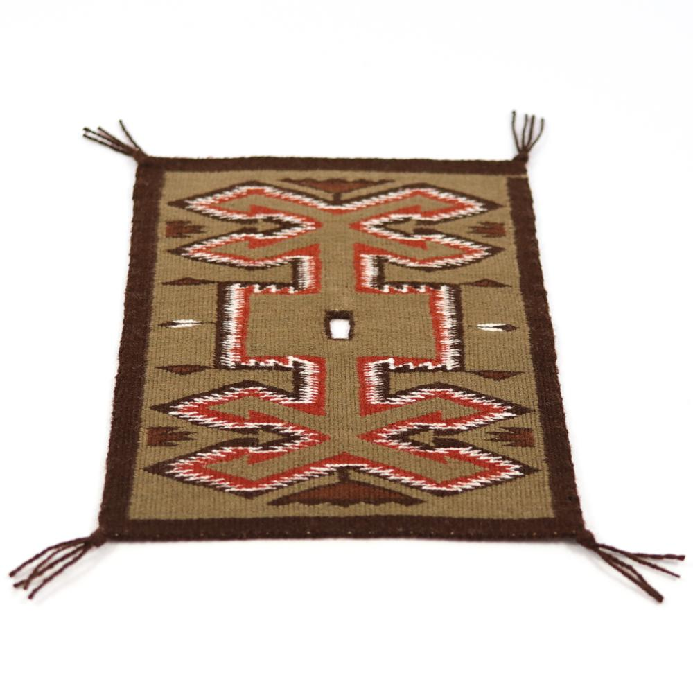Miniature Spider Woman Rug