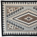 Large Two Grey Hills Floor Rug