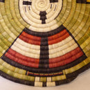 Hopi Coil Plaque - Baskets - Beatrice Dawahoya - 4