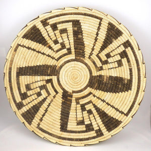 Whirling Fret Basket - Baskets - Laura Pablo - 1