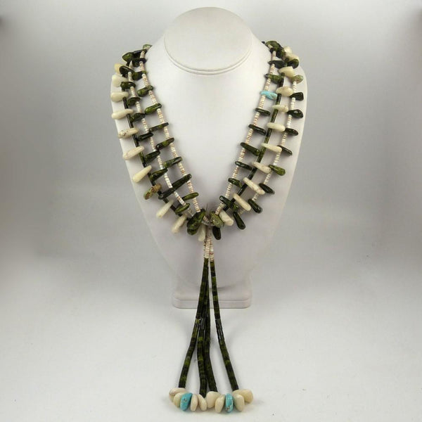 1970s Tab Necklace - Jewelry - Vintage Collection - 1
