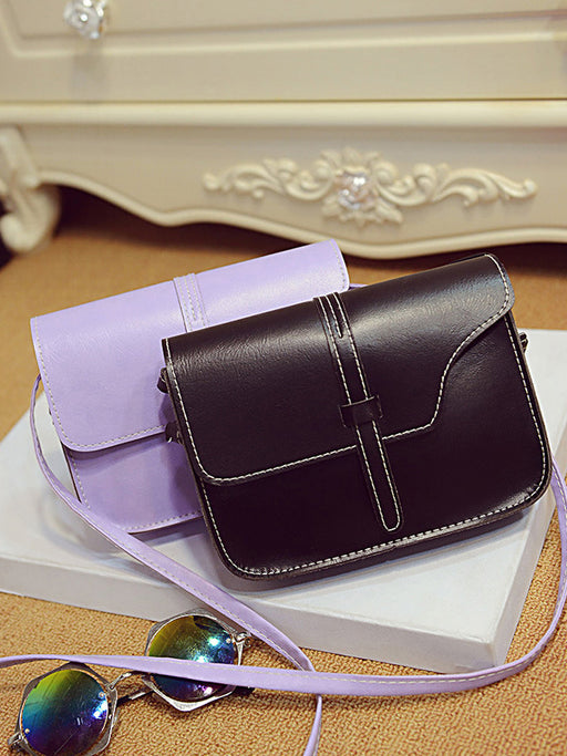 Chellysun Casual Mini Square Bag