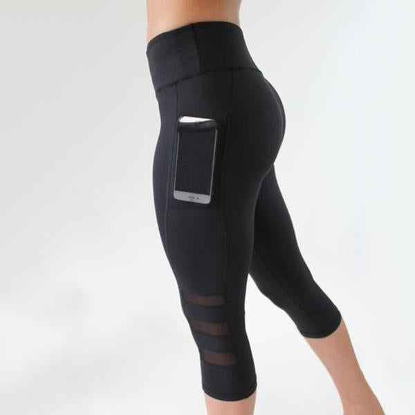 Chellysun Tight Sports Style Leggings-XL