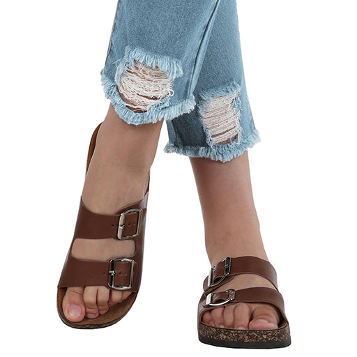 Chellysun Comfort Cork Footbed Sandals