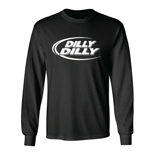 Chellysun Men's New Print Long Sleeve T-shirt - Chellysun