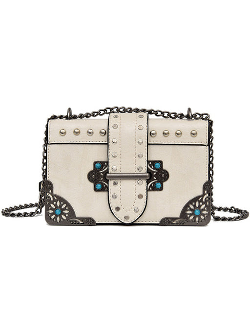 Chellysun Retro Fashion Shoulder Bag