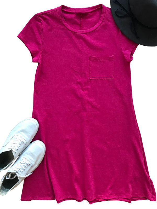 Chellysun Short Sleeve Casual T-Shirts