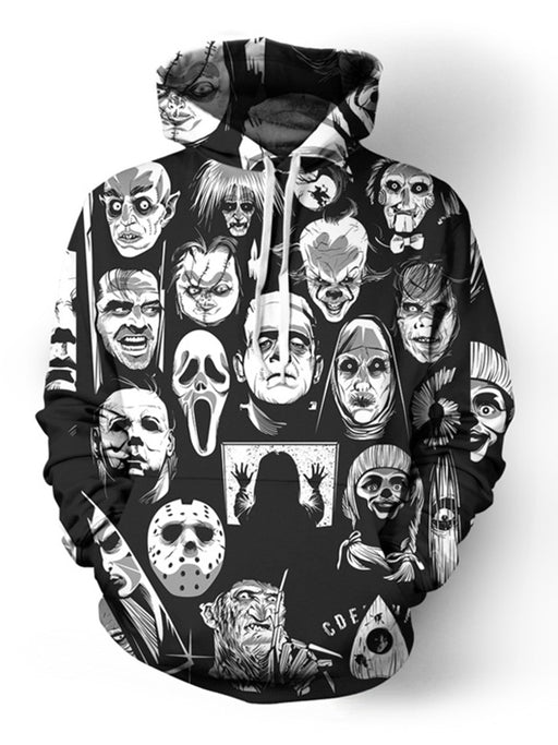 Chellysun Limited Edition Horror Hoodie