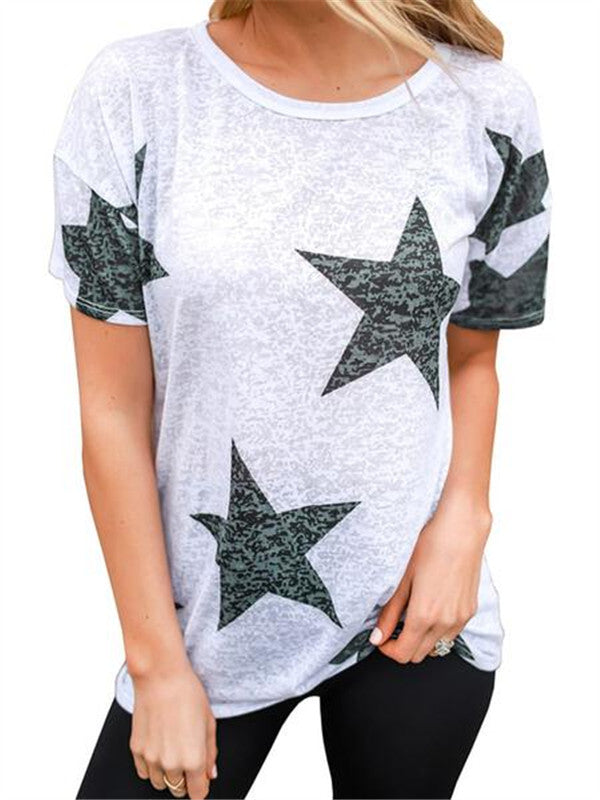 Chellysun Junior Star Print Tshirt