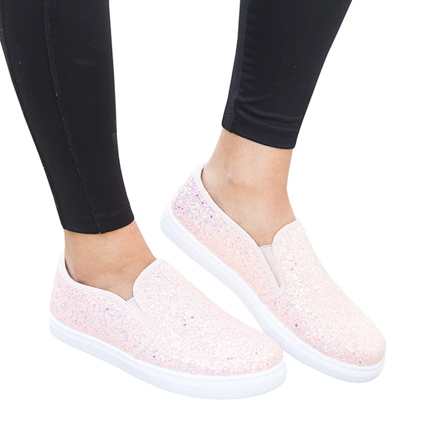 Chellysun Glitzy Gal Women's Slip-On Shoes