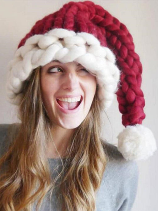 Chellysun Christmas Long Tail Hat