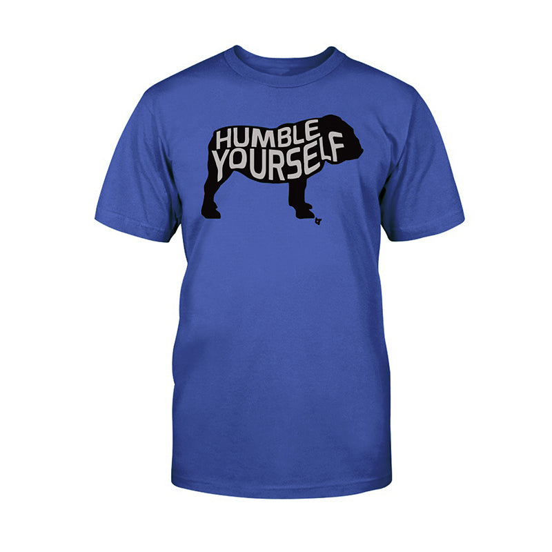 Chellysun Men's HUMBLE YOURSELF T Shirt