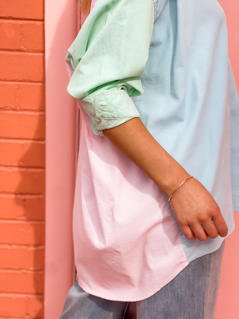 Poppy Blazer, Bubble Gum Pink