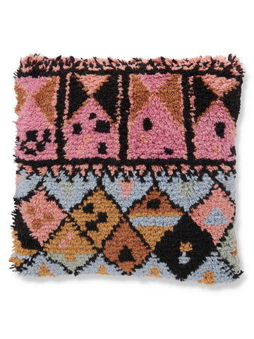 CORAL COAST SHAG CUSHION