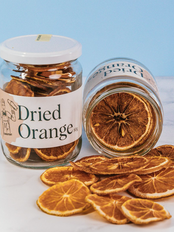 Dried Orange Pack