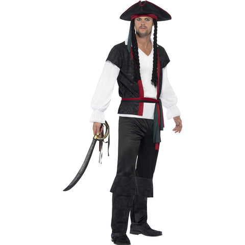 Aye Pirate Captain Costume