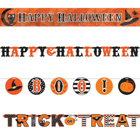 Banner Pack -  Halloween Decoration