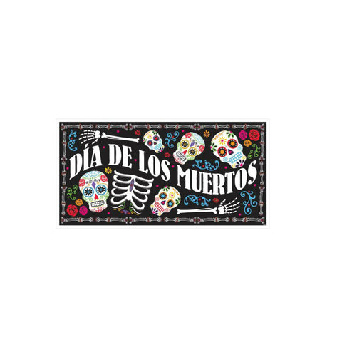 Day of the Dead Horizontal Banner