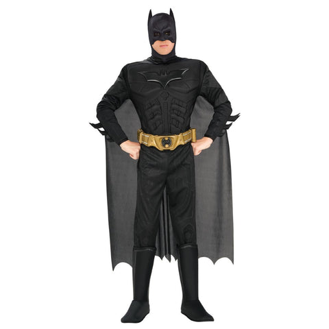 Batman Dark Knight Deluxe Muscle Adult Costume