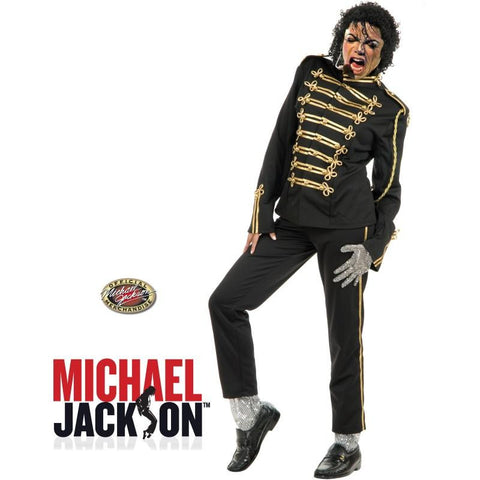Military Prince Black Michael Jackson Adult Costume