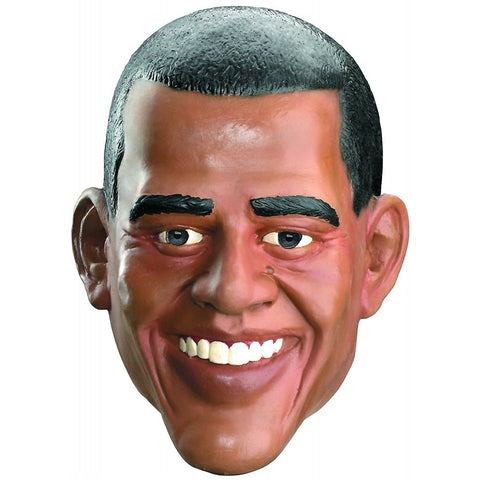 Obama Vinyl Full Adult Mask
