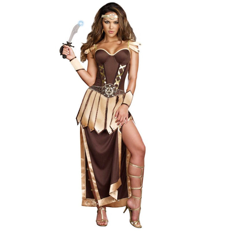 Remember the Trojans Roman Warrior Costume