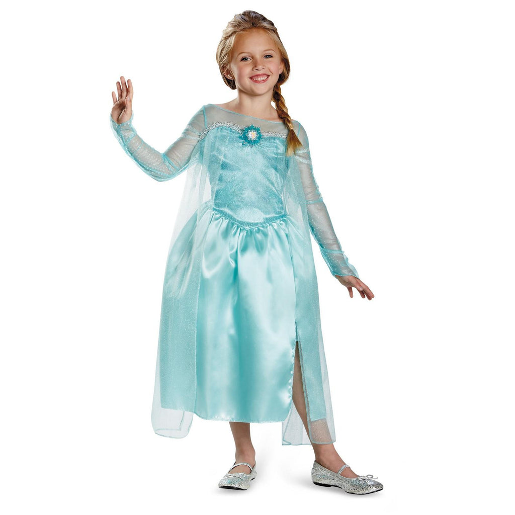 Frozen - Elsa Snow Queen Dress Costume